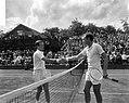 Tennis te Hilversum, John Newcombe en Tom Okker, Bestanddeelnr 917-9968.jpg