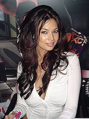 Tera Patrick played herself in Saints Row 2 Ultor Exposed