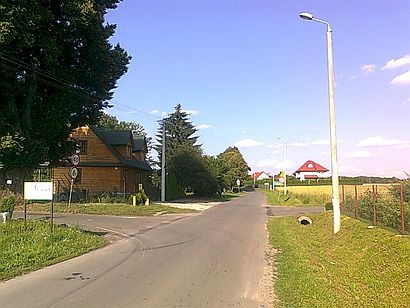 How to get to Tereszyn with public transit - About the place