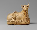 Terracotta askos (flask with a spout) in the form of a bull MET DP131913.jpg