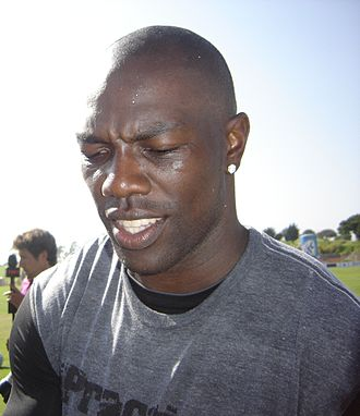 Terrell Owens - Owens in July 2008