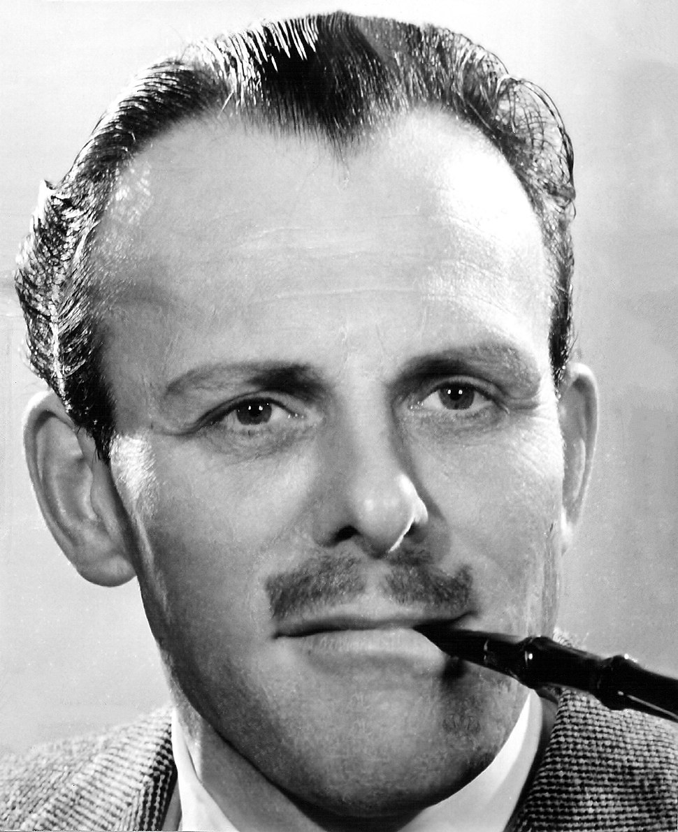 Terry-Thomas, May 1951