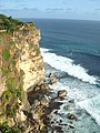 Tertiary limestone cliffs of Uluwatu.jpg