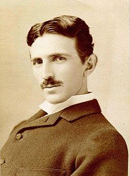 Tesla Sarony