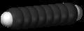 Tetraacetylene-3D-vdW.png