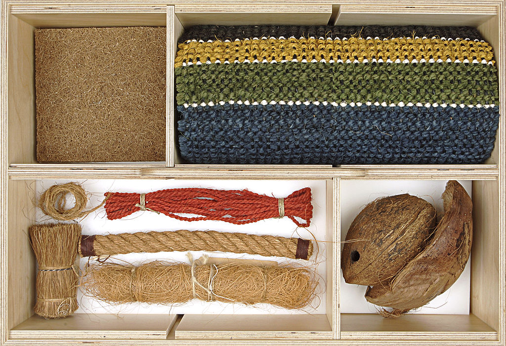 Different Types of Coir