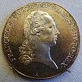 Thaler, Franz II, Holy Roman Empire, Vienna, 1792 - Bode-Museum - DSC02706.JPG