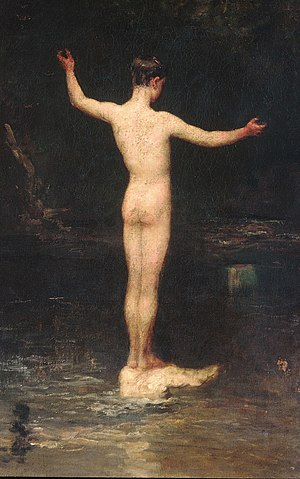 William Morris Hunt - The Bathers, 1877,The Metropolitan Museum of Art