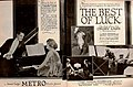 The Best of Luck (1920) - Ad 1.jpg