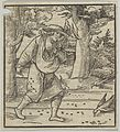 The Birds Eating the Seeds of the Sower, from Hymmelwagen auff dem, wer wol lebt... MET DP849954.jpg