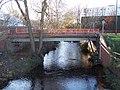 The Bridge to BandQ, Hillsborough, Sheffield - geograph.org.uk - 1086492.jpg