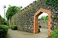 The Castle Walls, Antrim (1) - geograph.org.uk - 880376.jpg