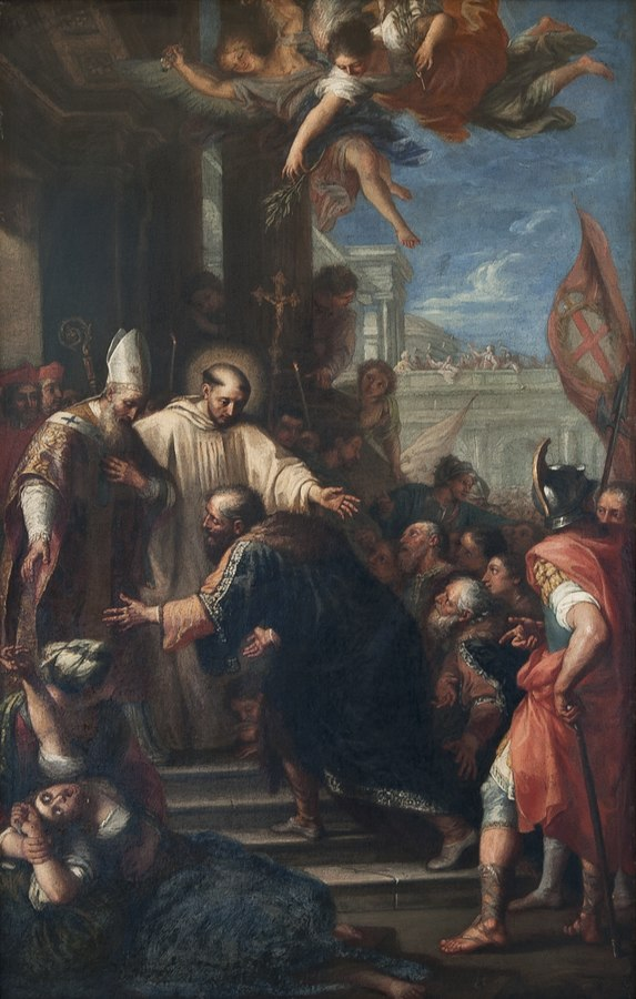 The Cessation of the Schism of Anacletus
