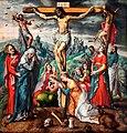 The Crucifixion attributed to Pieter Aertsen Museum Catharijneconvent.jpg