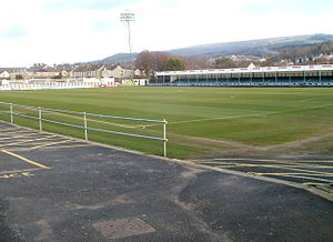 The Gnoll - Image: The Gnoll Neath RFC geograph 2277123
