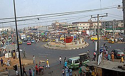Downtown Ikorodu