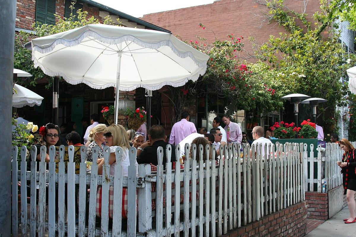 The Ivy Restaurant Beverly Hills Ca Menu