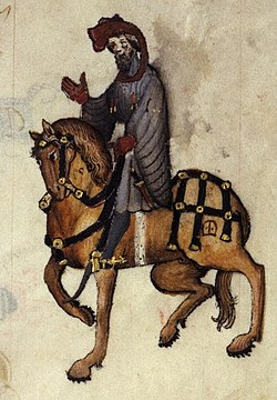 The Knight - Ellesmere Chaucer