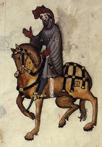 General Prologue - Image: The Knight Ellesmere Chaucer
