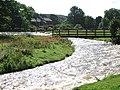 The Lyvennet river in full flow - geograph.org.uk - 103425.jpg