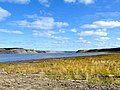 The Mackenzie River near Thiigehtchic (48681119017).jpg