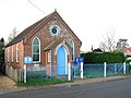 The Methodist church in Chapel Road - geograph.org.uk - 1611308.jpg