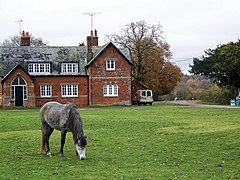 The Old School House, South Gorley - geograph.org.uk - 1057187.jpg