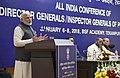 The Prime Minister, Shri Narendra Modi addressing the Valedictory Ceremony at DGPIGP Conference, at Tekanpur, in Madhya Pradesh on January 08, 2018 (2).jpg