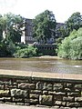The River Dee, County Hall and a Benchmark - geograph.org.uk - 496828.jpg