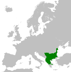 Bulgaria under Ivan Asen II