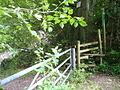 The Staunton Way meets Huckswood Lane - geograph.org.uk - 968675.jpg