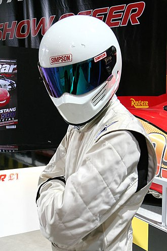 The Stig - Image: The Stig British International Motor Show