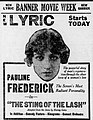 The Sting of the Lash (1921) - Ad 2.jpg