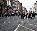 The Streets Of Dublin After The St. Patrick's Day Parade (5535923036).jpg