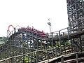 The Wildcat roller coaster 4, Hersheypark, 2013-08-10.jpg