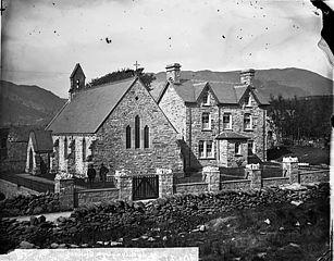 The church, Tyddyngwyn(?)