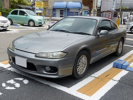 The frontview of Nissan Silvia spec S (S15).JPG