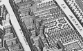 The grounds of the Hôtel de Noailles from the Turgot map of Paris circa 1737.png