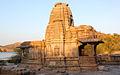The larger of the temples Saas Bahu Mandir Udaipur Rajasthan India 2014.jpg