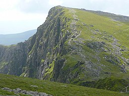 The northern spur from Craig Cwm Amarch, Cadair Idris - geograph.org.uk - 1634502.jpg