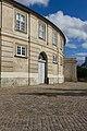 The northwestern part of Christiansborg Palace, 09.08.2016.jpg