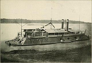 USS <i>Cincinnati</i> (1861)