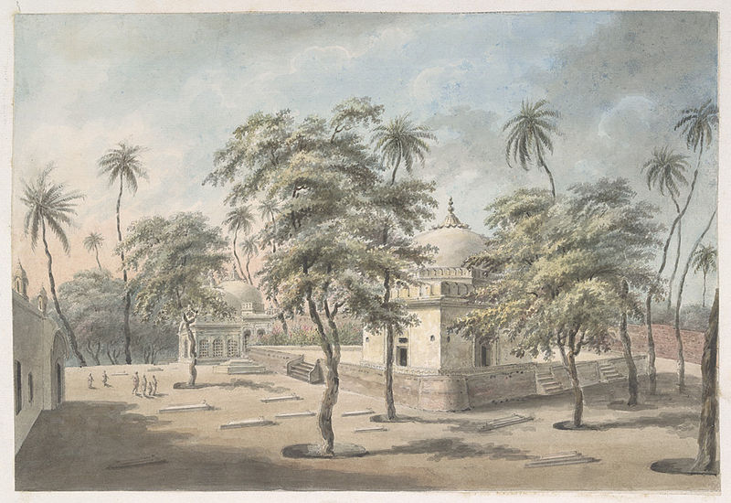 The shrine of Shah Arzani, Patna, 1814-15.jpg