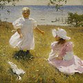 The sisters 1889 Frank Weston Benson.jpg