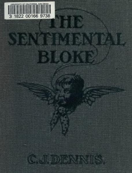 File:The songs of a sentimental bloke (1917).djvu