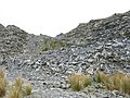 The top section of the No4 incline pitch - geograph.org.uk - 572637.jpg