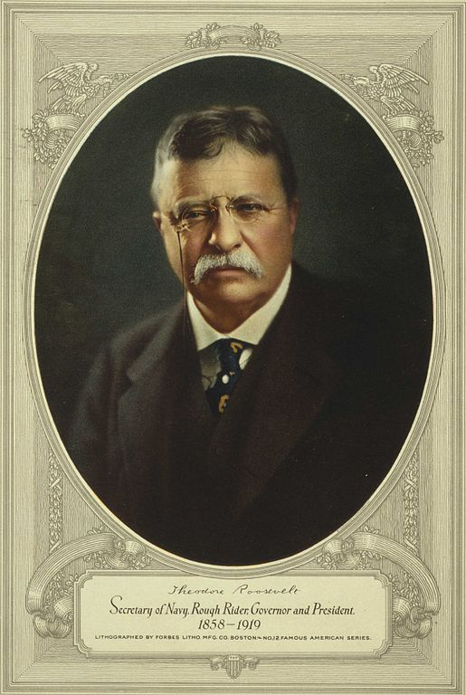 the united states under the administration of theodore roosevelt Find out information about roosevelt, theodore 1858–1919, 26th president of the united states  the antitrust laws passed under his administration were demagogic.