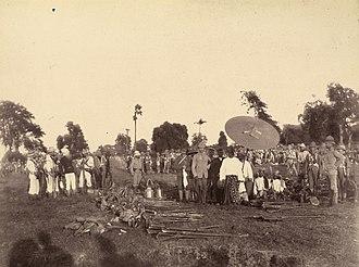 Third Anglo-Burmese War - Image: Third anglo burmese war