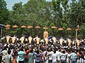 Thiruvambadi varav during Thrissur Pooram 2013 7301.JPG