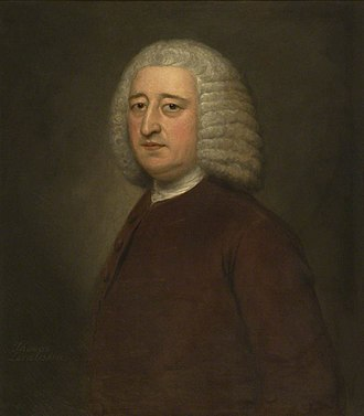 Thomas Erskine, Lord Erskine - Portrait of Thomas, Lord Erskine, painted by David Allan.